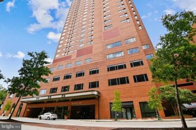 10 E Lee Street UNIT 2901, Baltimore, MD 21202 - MLS#: MDBA523374