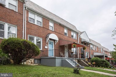 4730 Dartford Avenue, Baltimore, MD 21229 - #: MDBA523384