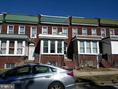 916 Bonaparte Avenue, Baltimore, MD 21218 - #: MDBA523388