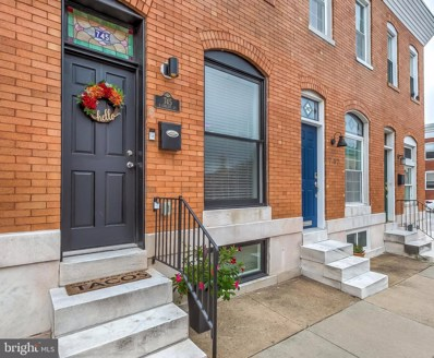 745 S Curley Street, Baltimore, MD 21224 - #: MDBA523390