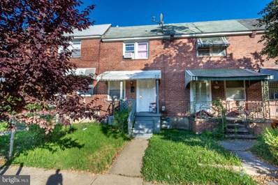 3732 Saint Victor Street, Baltimore, MD 21225 - MLS#: MDBA523434