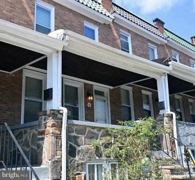 6 N Ellamont Street, Baltimore, MD 21229 - #: MDBA523450