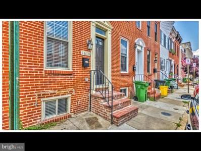 1614 Patapsco Street, Baltimore, MD 21230 - #: MDBA523454