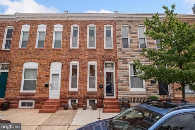 1515 Henry Street, Baltimore, MD 21230 - #: MDBA523456