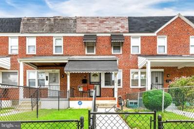 5115 Nelson Avenue, Baltimore, MD 21215 - MLS#: MDBA523482
