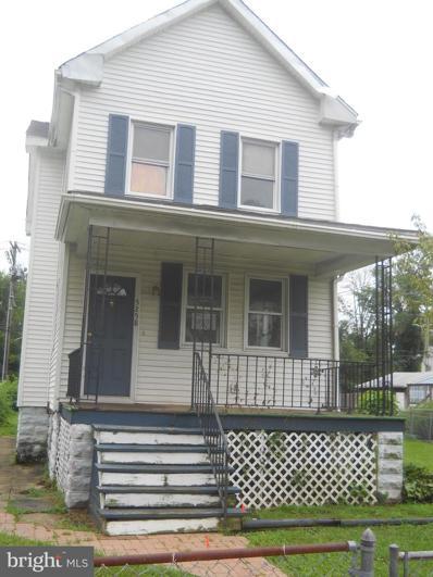5258 Nelson Avenue, Baltimore, MD 21215 - #: MDBA523490