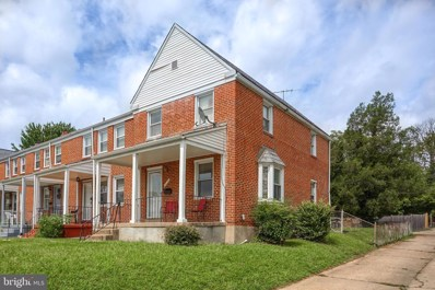 1232 Cochran Avenue, Baltimore, MD 21239 - #: MDBA523512