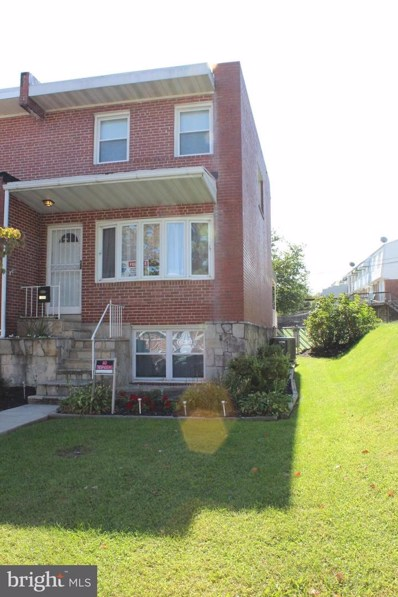 1244 Haverhill Road, Baltimore, MD 21229 - #: MDBA523532