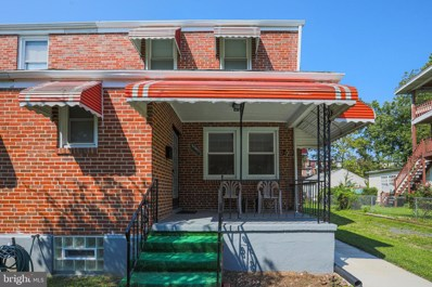 3948 Oakford Avenue, Baltimore, MD 21215 - #: MDBA523548