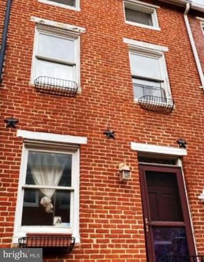 22 E Hamburg Street, Baltimore, MD 21230 - #: MDBA523554