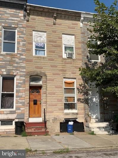 1821 Division Street, Baltimore, MD 21217 - #: MDBA523564