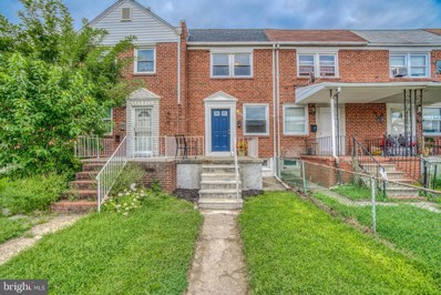 1339 Broening Highway, Baltimore, MD 21224 - #: MDBA523588