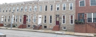 1177 Cleveland Street, Baltimore, MD 21230 - #: MDBA523644