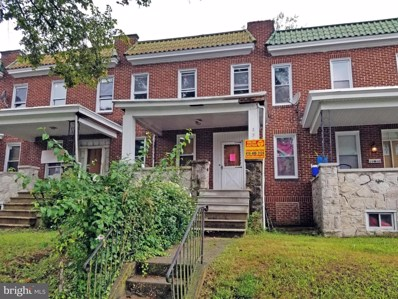 2532 Park Heights Terrace, Baltimore, MD 21215 - #: MDBA523646