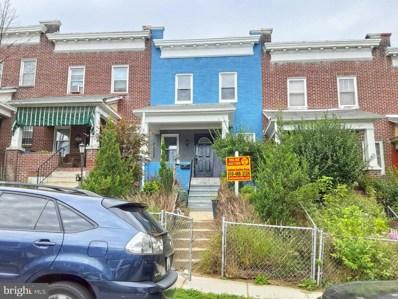 772 N Edgewood Street, Baltimore, MD 21229 - #: MDBA523664