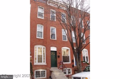 1634 S Charles Street, Baltimore, MD 21230 - #: MDBA523672