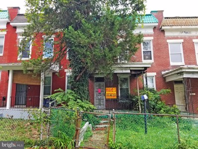 507 Wildwood Parkway, Baltimore, MD 21229 - #: MDBA523674