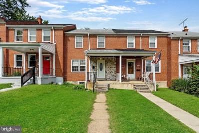 1444 Cedarcroft Road, Baltimore, MD 21239 - #: MDBA523680