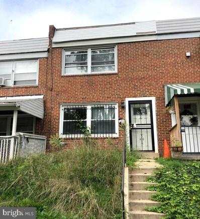 2557 Marbourne Avenue, Baltimore, MD 21230 - #: MDBA523688