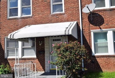1622 Lochwood Road, Baltimore, MD 21218 - #: MDBA523690