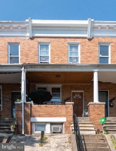 2744 Beryl Avenue, Baltimore, MD 21205 - #: MDBA523708
