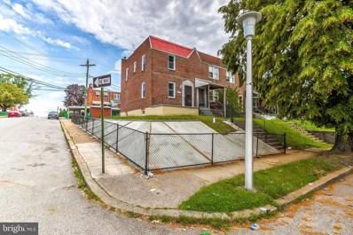 2001 Whistler Avenue, Baltimore, MD 21230 - #: MDBA523714