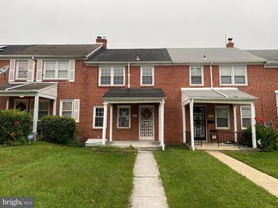 1318 Meridene Drive, Baltimore, MD 21239 - #: MDBA523736