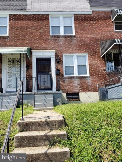 324 N Grantley Street, Baltimore, MD 21229 - #: MDBA523740