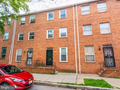 1309 Aisquith Street, Baltimore, MD 21202 - #: MDBA523778