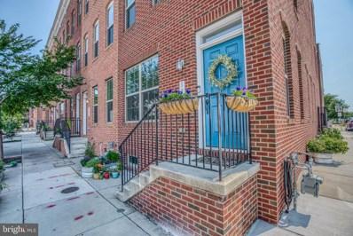 135 W Fort Avenue, Baltimore, MD 21230 - #: MDBA523780