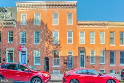 1242 William Street, Baltimore, MD 21230 - #: MDBA523820