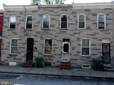 3053 Strickland Street, Baltimore, MD 21223 - #: MDBA523844