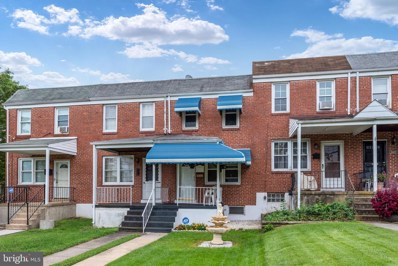 3505 Wilkens Avenue, Baltimore, MD 21229 - #: MDBA523874