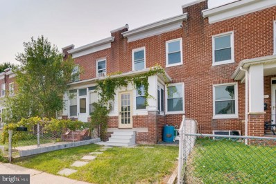3804 2ND Street, Baltimore, MD 21225 - #: MDBA523906