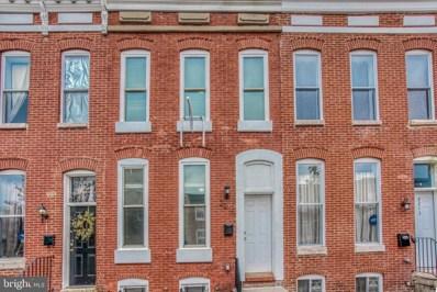 2215 Orleans Street, Baltimore, MD 21231 - #: MDBA523948