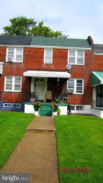 2820 E Federal Street, Baltimore, MD 21213 - MLS#: MDBA523958