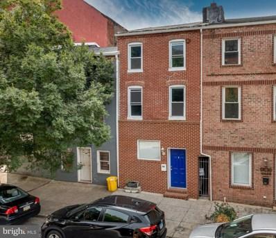 1719 E Lombard Street, Baltimore, MD 21231 - #: MDBA523960