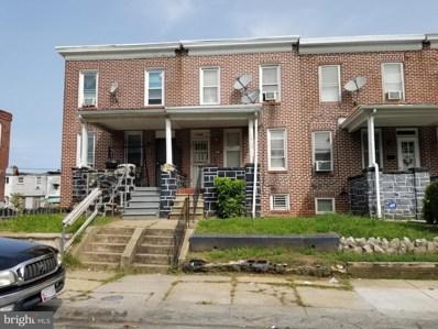 3402 Ravenwood Avenue, Baltimore, MD 21213 - #: MDBA523982