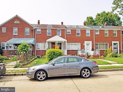 1561 Sherwood Avenue, Baltimore, MD 21239 - #: MDBA523994