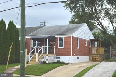 2623 Moore Avenue, Baltimore, MD 21234 - #: MDBA524010