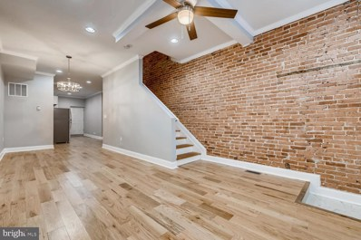 2430 Brentwood Avenue, Baltimore, MD 21218 - #: MDBA524036