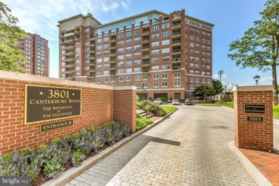 3801 Canterbury Road UNIT 1003, Baltimore, MD 21218 - #: MDBA524040