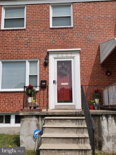 6007 Chinquapin Parkway, Baltimore, MD 21239 - #: MDBA524106