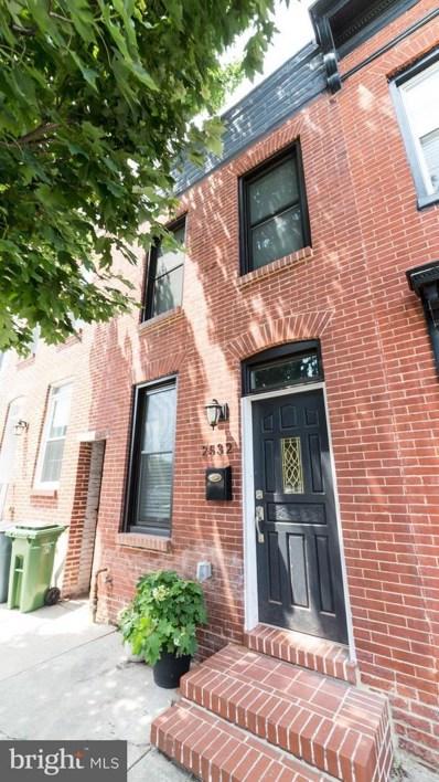 2532 Fait Avenue, Baltimore, MD 21224 - #: MDBA524112