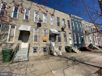 1814 Wilkens Avenue, Baltimore, MD 21223 - #: MDBA524220