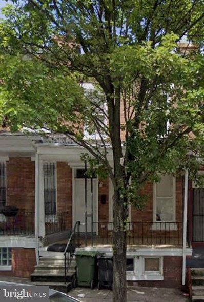 2250 Sidney Avenue, Baltimore, MD 21230 - #: MDBA524230