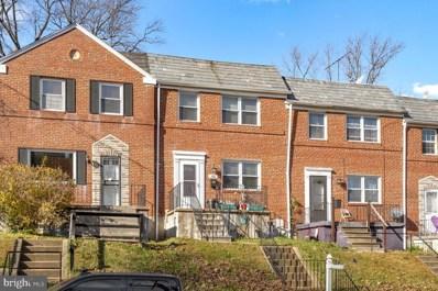 450 S Chapelgate Lane, Baltimore, MD 21229 - #: MDBA524270
