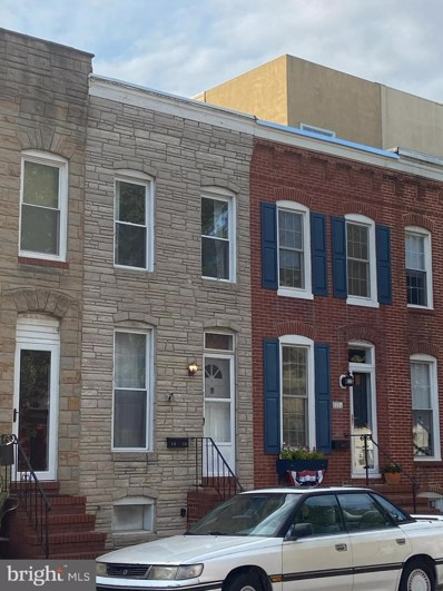 1318 Andre Street, Baltimore, MD 21230 - #: MDBA524278