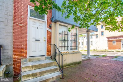 1535 W Lexington Street, Baltimore, MD 21223 - #: MDBA524292