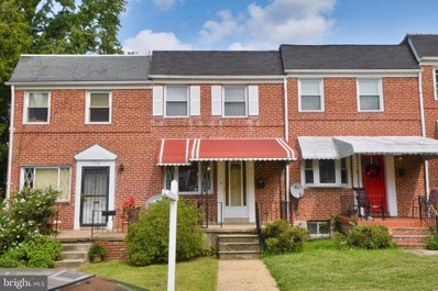 1111 Wedgewood Road, Baltimore, MD 21229 - #: MDBA524298